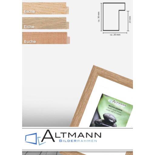 Holzrahmen Solid Wood 20x30
