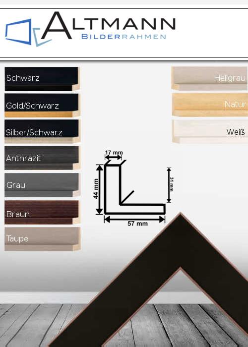 schattenfugen holzrahmen 411 schattenfugen rahmen. Black Bedroom Furniture Sets. Home Design Ideas
