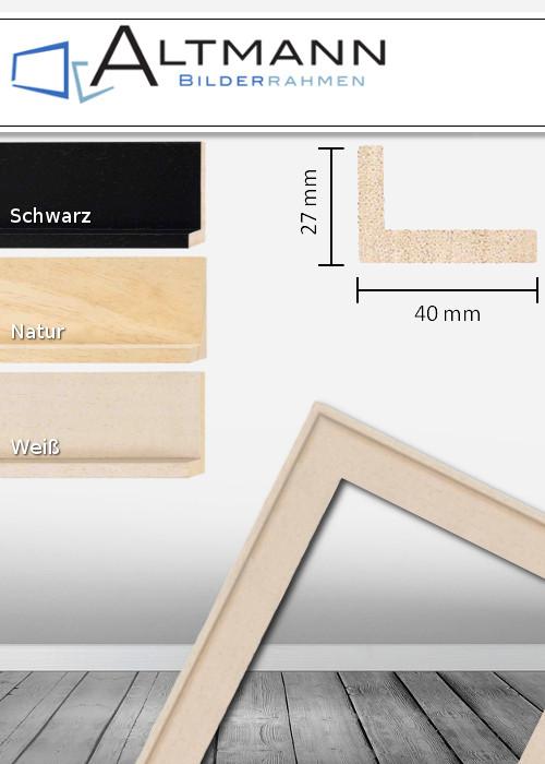 schattenfugen holzrahmen 432 schattenfugen rahmen. Black Bedroom Furniture Sets. Home Design Ideas