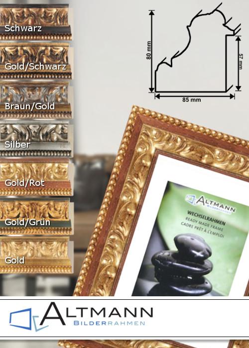barock bilderrahmen xeno bilderrahmen f r keilrahmen bilderrahmen. Black Bedroom Furniture Sets. Home Design Ideas