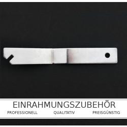 Spannschlüssel für Sicherheits-Befestigungssystem
