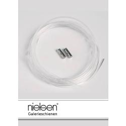 Nielsen Perlonseile mit Schraubgleiter