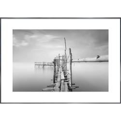 """Nielsen Gerahmtes Bild """"Malaysian Fishing 1"""" 118,9 x 84,1 cm"""