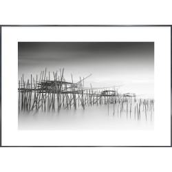 """Nielsen Gerahmtes Bild """"Malaysian Fishing 3"""" 118,9 x 84,1 cm"""