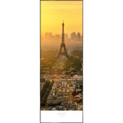 "Nielsen Gerahmtes Bild ""Paris at Daytime"" 52,0 x 150,0 cm"