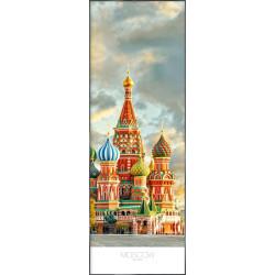 "Nielsen Gerahmtes Bild ""Moscow"" 52,0 x 150,0 cm"