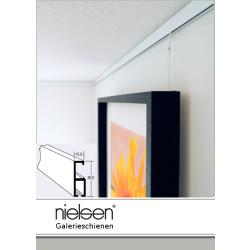 Nielsen Galerieschiene Profi 2,0m