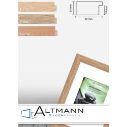 Holzrahmen Solid Wood 30x15