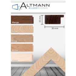 Holzbilderrahmen Solid Wood 30
