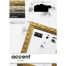 Accent Holzbilderrahmen Arabesque