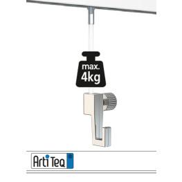 Bilderhaken Mini Haken 4 kg