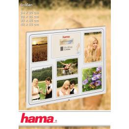 Hama Fotogalerie Clip-Fix