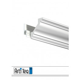 Deco Rail Formleiste Basic 2m